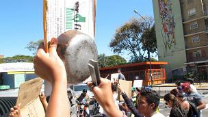 Cacerolazo en Venezuela