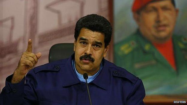 Maduro admite excessos em protestos, mas culpa 'desobediência'