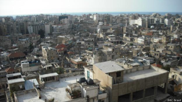 Vista de Dahiyeh