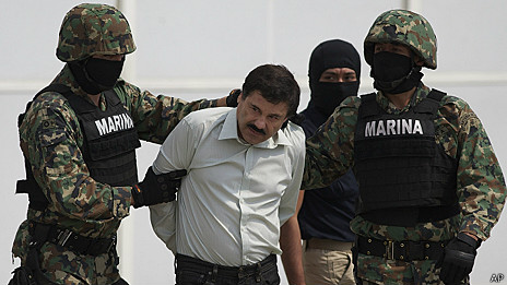 """""""El Chapo"""" Guzmán"""