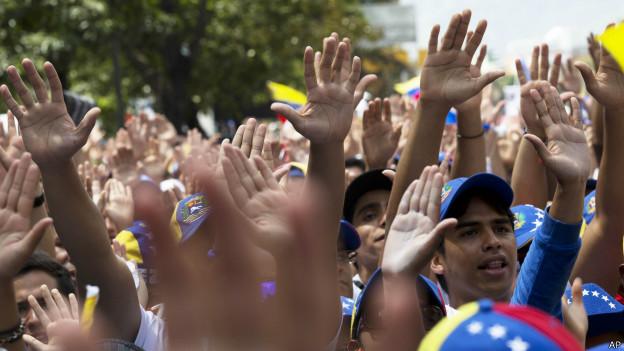 Protestos 'mostram contradições' da esquerda na América Latina