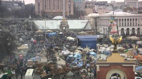Praça da Liberdade, Kiev