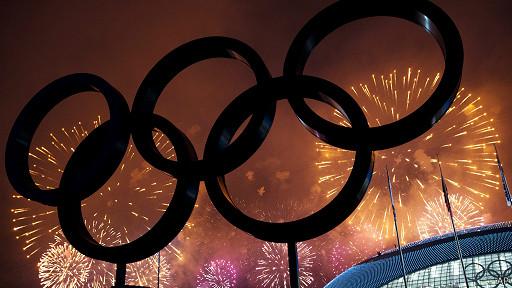 Церемония закрытия Игр в Сочи