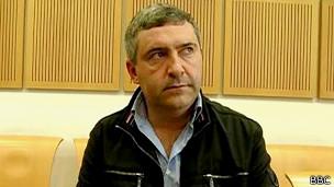 Эдуарда Гельфанд в суде
