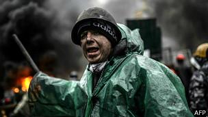 Manifestaciones en Ucrania