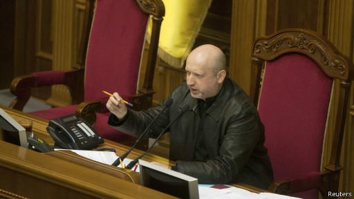 Александр Турчинов - политический портрет