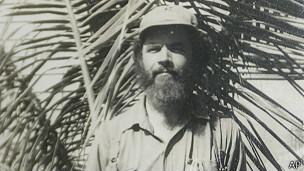 Huber Matos. Foto tomada a fines de los años 50.