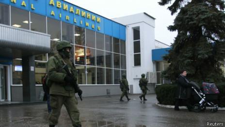 Em escalada de tensão, governo da Ucrânia acusa Rússia de 'invasão'