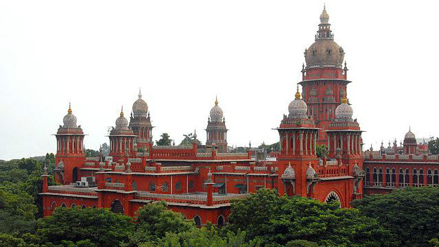 சென்னை உயர்நீதிமன்றம்