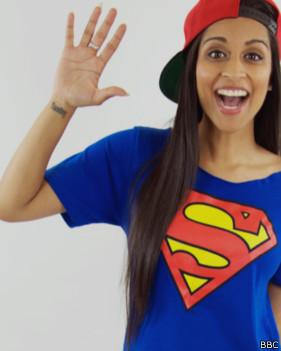 लिल्ली सिंह, सुपरवूमैन