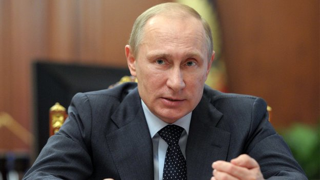 Vladimir Putinin mətbuat konfransı