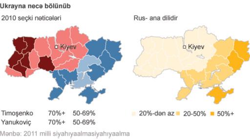 Ukrayna xəritələr