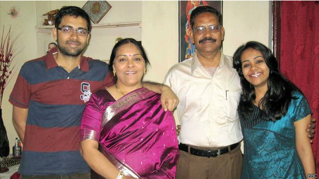सुरुचि शर्मा का परिवार