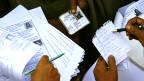 चुनाव, मतदाता मतपत्र