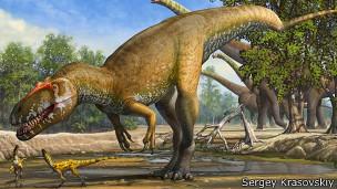 Dinosaurio Portugal