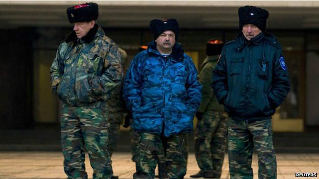यूक्रेन संकट