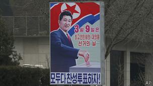 Elecciones en Corea del Norte