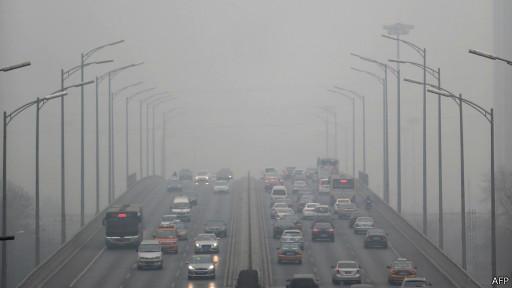 Китай вважають одним із найбільших забруднювачів у світі