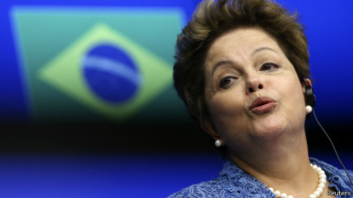 Dilma Rousseff/ Arquivo (Reuters)