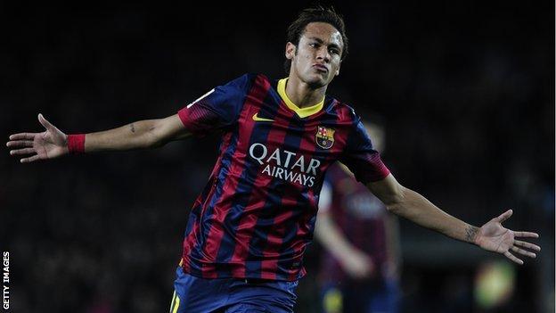 نيمار يعد إضافة قوية لبرشلونة الإسباني