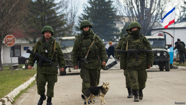 G7 adverte Rússia por Crimeia; EUA mantêm busca por saída diplomática
