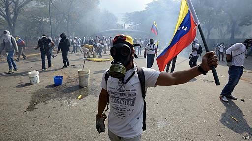 venezuela, manifestantes, ucv