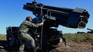 Военные учения российских войск