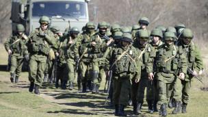 रूसी सेना
