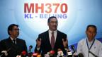 Menteri Perhubungan Malaysia