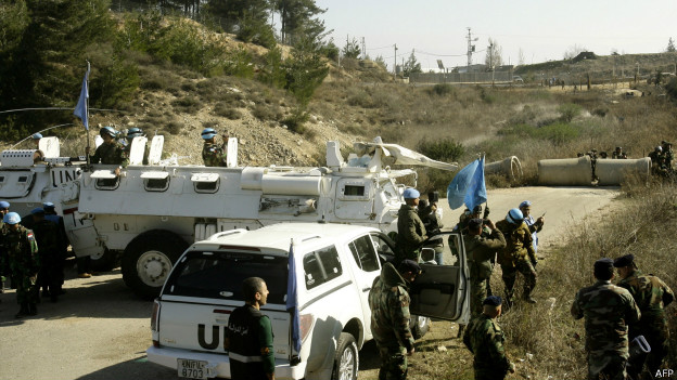 Brasil planeja envio de soldados para Força da ONU no Líbano