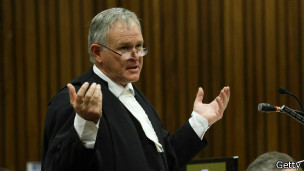 Barry Roux