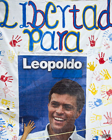 Libertad para Leopoldo Lopez