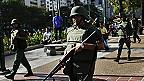 venezuela, herido