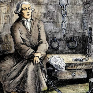 Marquês de Sade, em gravura do século 19 de artista desconhecido