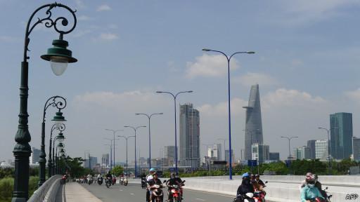 Đường phố Sài Gòn