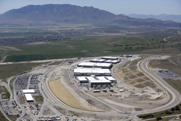 Centro de Datos de la Agencia de Seguridad Nacional en Utah