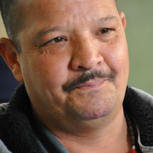 Joe, deportado en Tijuana