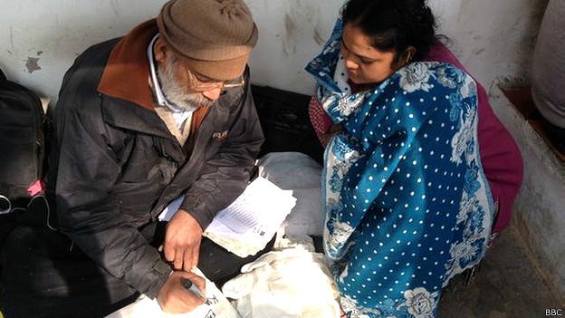 भारत के प्रोफ़ेशनल पत्र लेखक, जगदीश चंद्र शर्मा, दिल्ली