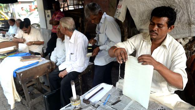 भारतीय पत्र लेखक, मुंबई