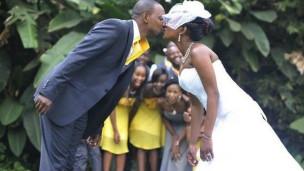 Kenia matrimonio