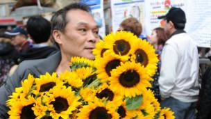 太陽花學運