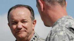 General estadounidense Philip Breedlove.