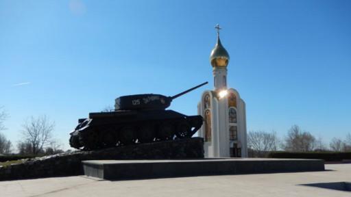 Monumento en Transnistria