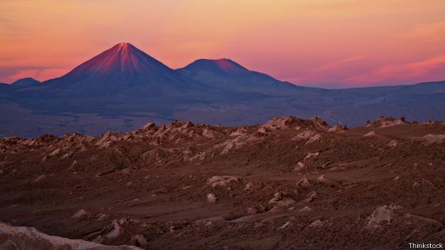 Paisaje de Atacama
