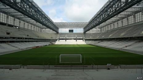 Estadio Curitiba