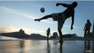 Fútbol en Río