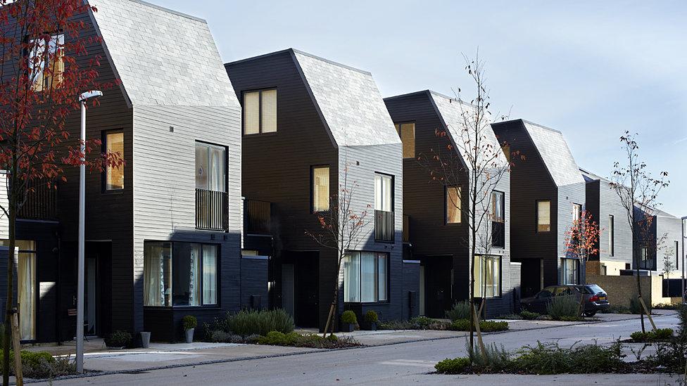 Жилой комплекс Ньюхолл в Харлоу, графство Эссекс