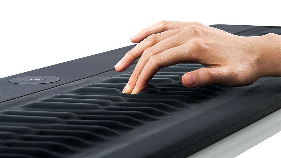 Seaboard keyboard