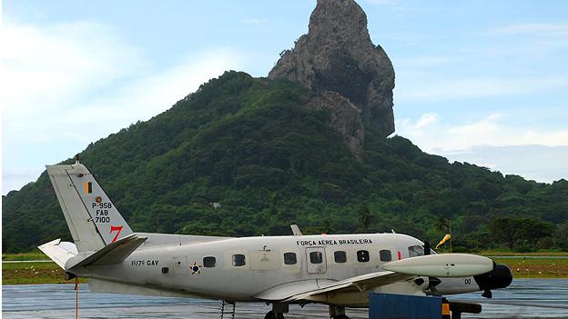 Avión de la Fuerza Aérea de Brasil