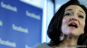 Sheryl Sandbergh